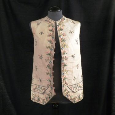 Waistcoat for man, ca. 1790 #B1601