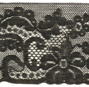 Lace strip from Barcelona, in two pieces 1.050 x 8,5 cm #A1931